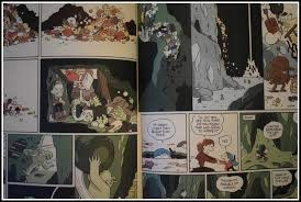 Hilda and The Stone Forest is timeless, top tier book/graphic novel for all