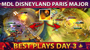 Best Plays MDL Disneyland Paris Major ...