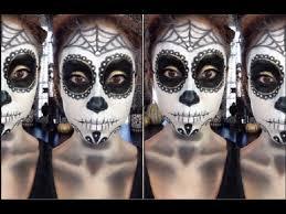 sugar skull makeup tutorials for dia de