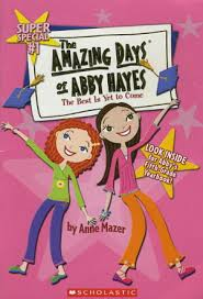 The Amazing Days of Abby Hayes Super Special Series in Order by Anne Mazer  - FictionDB