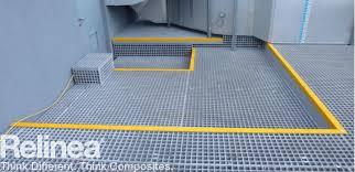 grp floor grating fibregl floor