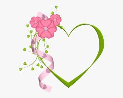 love heart frames png transpa png