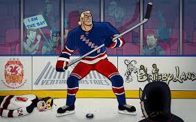 bros hockey nhl rangers venture