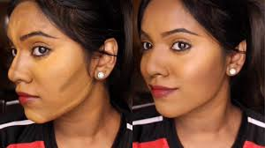 contour brown indian skin for beginners