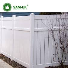 China 6 X 8 Pvc Imperial Semi Private Vinyl Fence Lattice China White Vinyl Privacy Fence White Vinyl Privacy Fencing