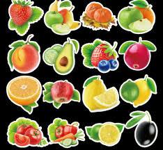 50 Fruit Vegetable Green Plant Graffiti Stickers Car Laptop Refrigerator Decal Home Garden Children S Bedroom Boy Decor Decals Stickers Vinyl Art