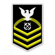 Us Navy Cpo Gc Chief Petty Officer Rank Vinyl Sticker Waterproof Decal Sticker 5 Walmart Com Walmart Com