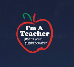 I M A Teacher What S Your Superpower Vinyl Car Decal Laptop Sticker Gifts Under 10 Car Decals For Women Teacher Gift Idea Gifts For Him Super Powers Car Decals Vinyl Vinyl