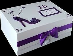 18th birthday gift large personalised
