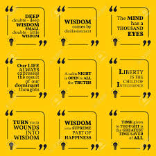 set of motivational quotes about wisdom intelligence positive