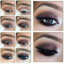 new years makeup step by saubhaya makeup