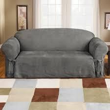 sure fit soft suede furniture box