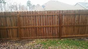 Before And After Fence Cleaning Dan O Neal Power Washing Facebook