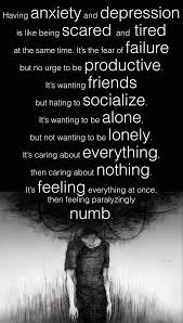 quotes about depression and sadness com