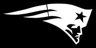 New England Patriots Logo Car Decal Vinyl Sticker White 3 Sizes Ebay