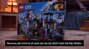 Vietnam LEGO Club - LEGO City 60174 (Sở Cảnh Sát Đặc Nhiệm)