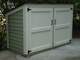 small outdoor storage sheds classique