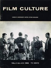 FILM CULTURE VOLUME 2, NUMBER 4 (ISSUE 10) 1956 - (FILM CULTURE ...