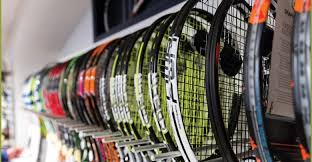 tennis racquet demo programmes how to