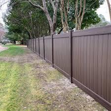 Custom Fences Richmond Va Minor S Fences Inc Vinyl Fences