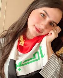 بالصور نساء العراقيات شاركن في مظاهرات هاشتاك نت