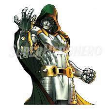 Custom Doctor Doom Iron On Transfers Wall Car Stickers No 7485 Superheroironons 0800 2 Superheroironons Com