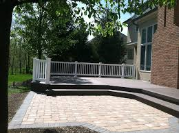 columbus oh composite deck and paver