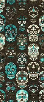 sugar skull wallpaper uploaded by