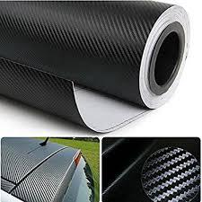 12 X50 30cmx127cm 3 D Texture Carbon Fiber Wrap Vinyl Decal Car Sticker Sheet W Adesivo Para Envelopamento Envelopamento De Geladeira Acessorios Para Veiculos