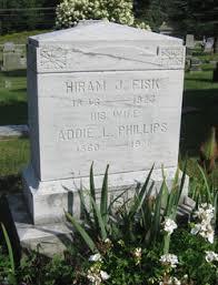 "Adelaide L. ""Addie"" Phillips Fisk (1860-1925) - Find A Grave Memorial"