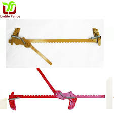 Chain Fencing Tool Wire Fence Stretcherthree Hook Wire Stretcher Buy Wire Fence Stretcher Chain Fencing Tool Wire Stretcher Product On Alibaba Com