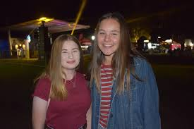 Brooke Warbutton and Abby Marshall. | Buy Photos Online | Dalby Herald
