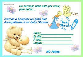 Tarjetas De Cumpleanos Virtuales Gratis Para Whatsapp Para Com Baby Shower Invitaciones Invitaciones De Baby Shower Para Imprimir Invitaciones Para Baby Shawer