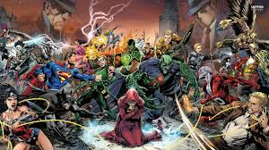 justice league new 52 wallpapers top