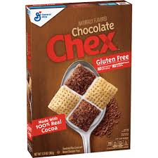 chocolate chex gluten free cereal