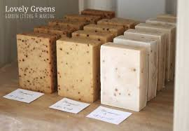 how to cure handmade soap ideas for