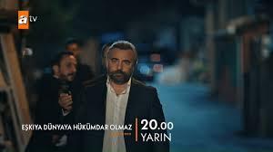 ATV - Eşkıya Dünyaya Hükümdar Olmaz yeni sezon ilk bölümüyle yarın atv'de!
