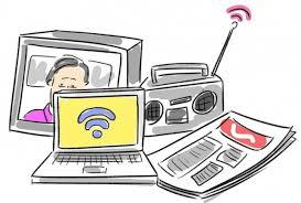 Сьогодні - День працівників радіо, телебачення та зв'язку. Вітаємо!