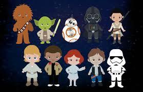 Cumpleanos Star Wars Linuras Diseno