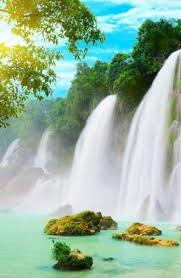 most beautiful waterfall hd free for