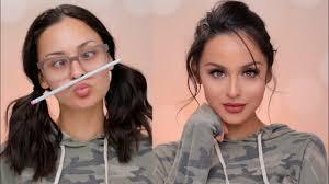 back to makeup tutorial you