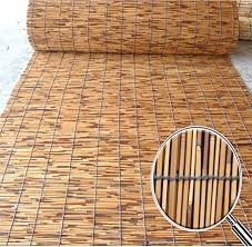 com reed curtain bamboo blind