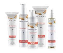 our natural skincare nordora