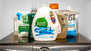 eco friendly laundry detergents