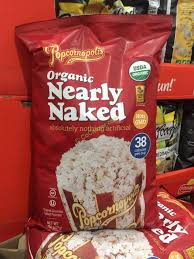 nearly popcorn 14 oz bag
