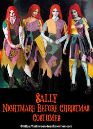 sally nightmare before
