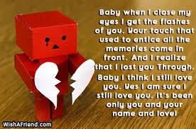 i love you message for ex friend