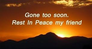 sad rest in peace quotes for a friend ▷ tuko co ke
