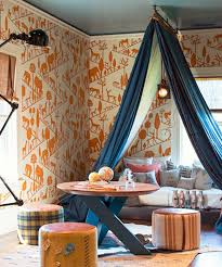 Bohemian Kids Bedroom Decoration Homemydesign