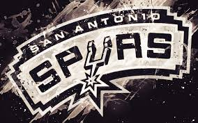 san antonio spurs logo 4k ultra hd